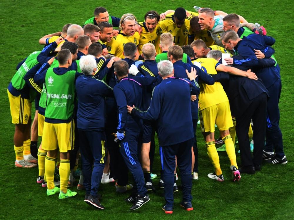 """""""Nachhaltigkeits-EM"""": Schweden holt den Titel (© AFP/SID/ANDY BUCHANAN)"""