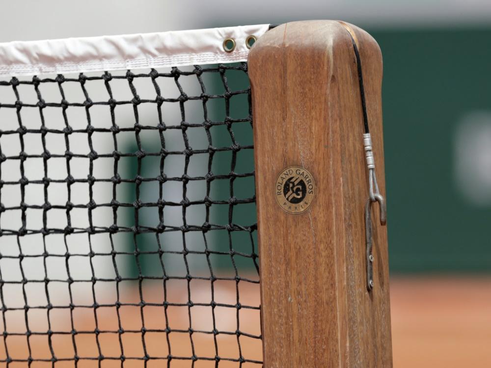 Die French Open wollen auf Nachhaltigkeit setzen (© AFP/SID/THOMAS SAMSON)