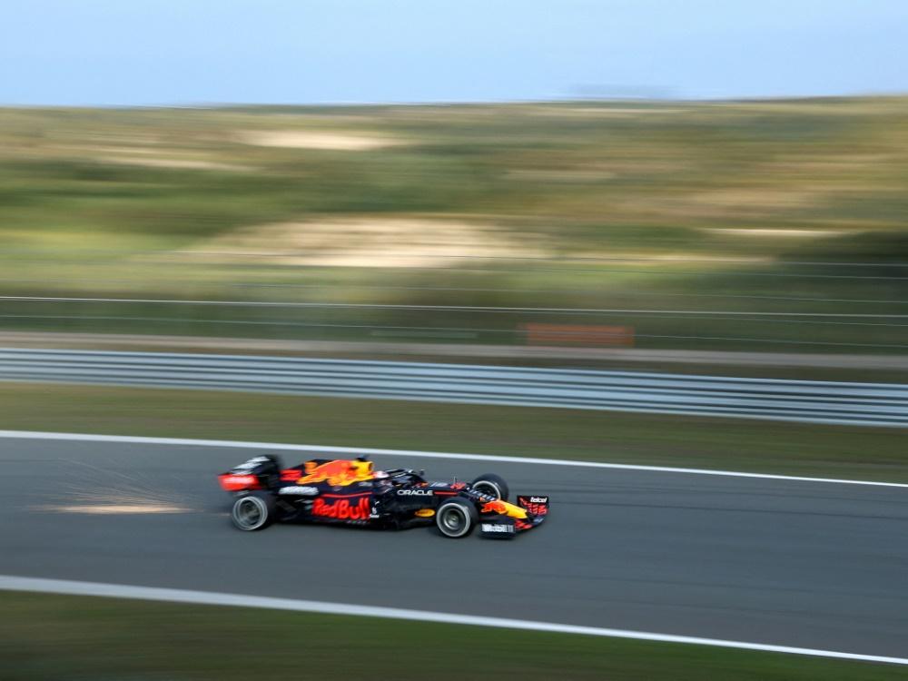 Diskussionen um Rennen der Formel 1 in Zandvoort (© AFP/SID/KENZO TRIBOUILLARD)