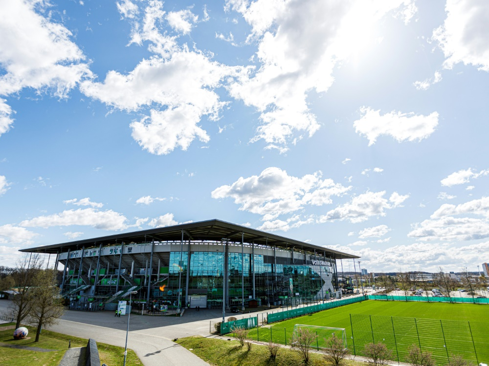 Wolfsburg ist Tabellenführer in der Nachhaltigkeit (© FIRO/FIRO/SID/)