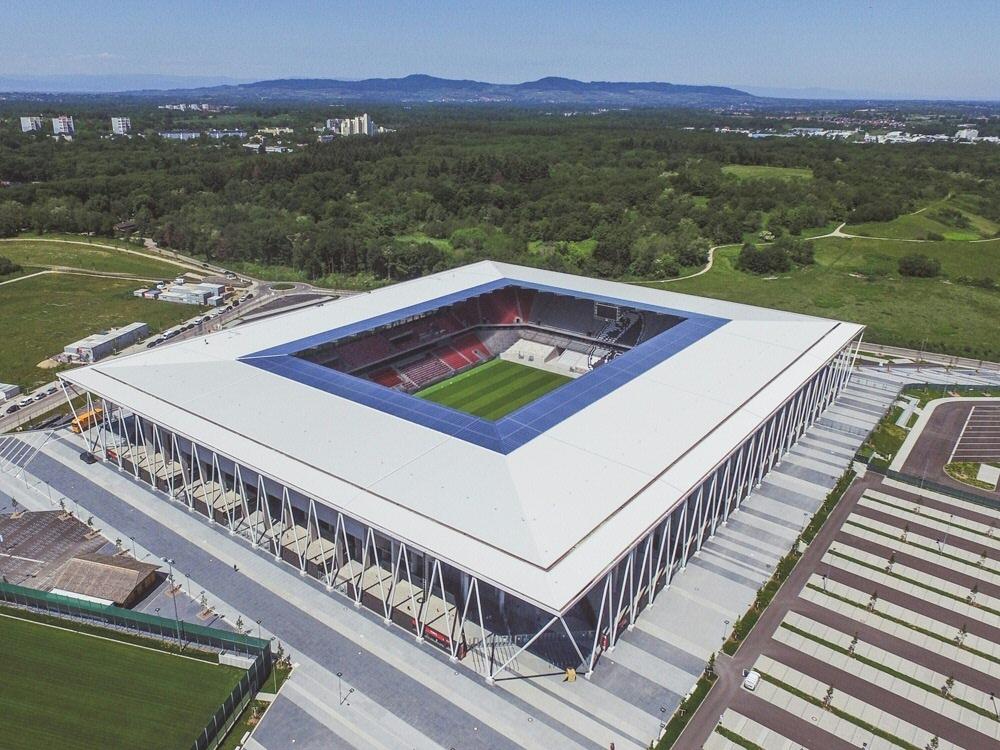 Neues Stadion des SC Freiburg erhält Solaranlage (© SC FREIBURG/SC FREIBURG/SC FREIBURG/)