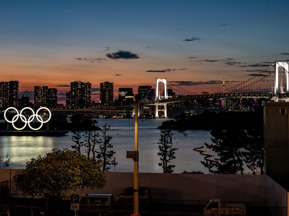 Tokio-Spiele sollen klimapositive Bilanz haben (© AFP/SID/Philip FONG)