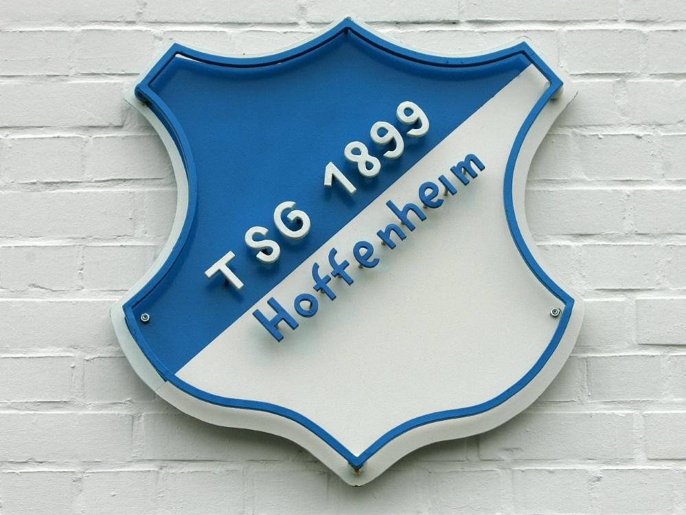 Die TSG Hoffenheim engagiert sich im Klimaschutz (© firo/firo/SID/)